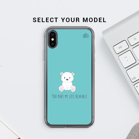 Bearable Soft Phone Cover