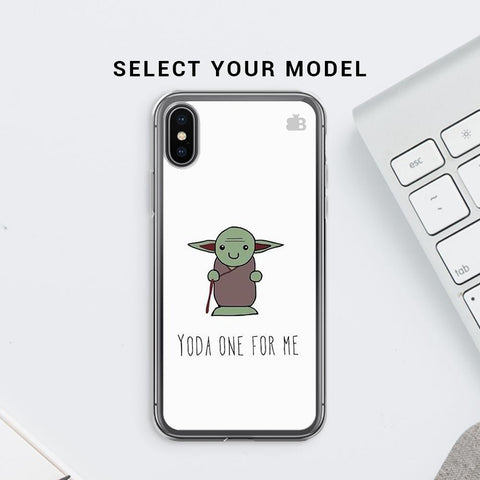 Yoda One Soft Phone Cover