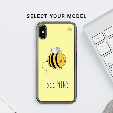 Bee Mine Soft Phone Cover