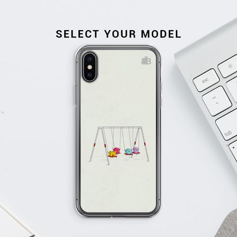 Mood Swings Soft Phone Cover