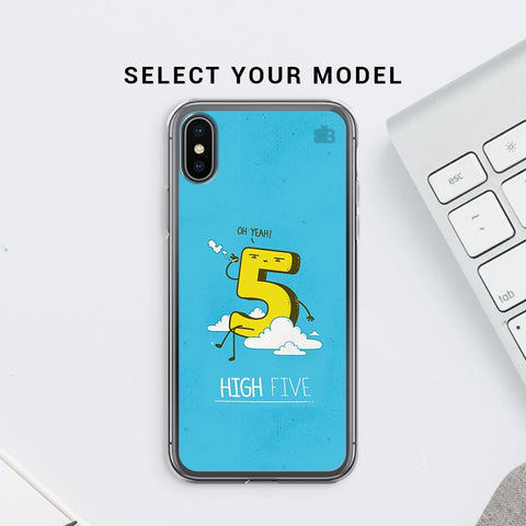 High Five Soft Phone Cover