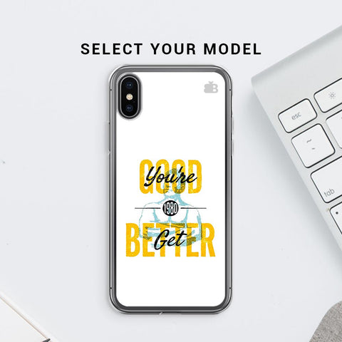 Get Better Soft Phone Cover