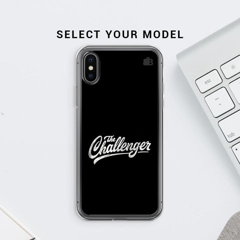 The Challenger Soft Phone Cover