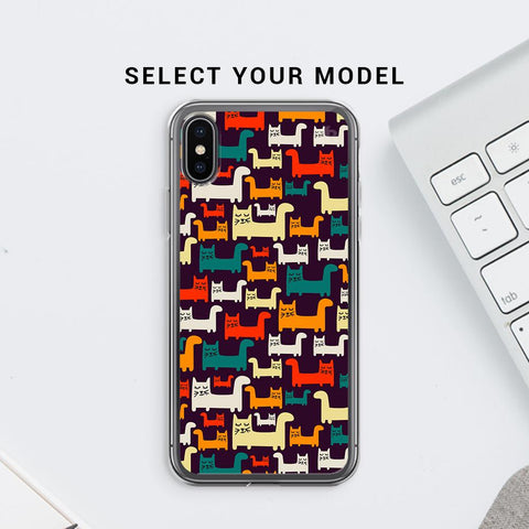 Chill Cats Soft Phone Cover