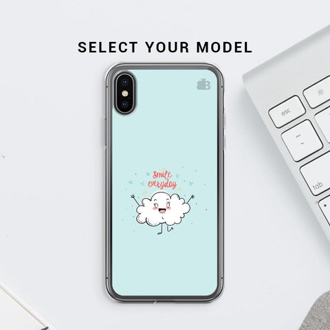 Smile Everyday Soft Phone Cover