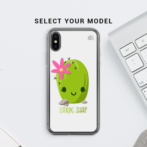 Looking Sharp Soft Phone Cover