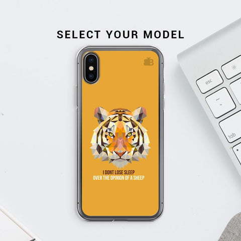 Dont Lose Sleep Soft Phone Cover