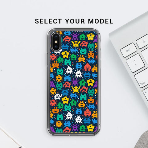 16 Bit Pattern Soft Phone Cover