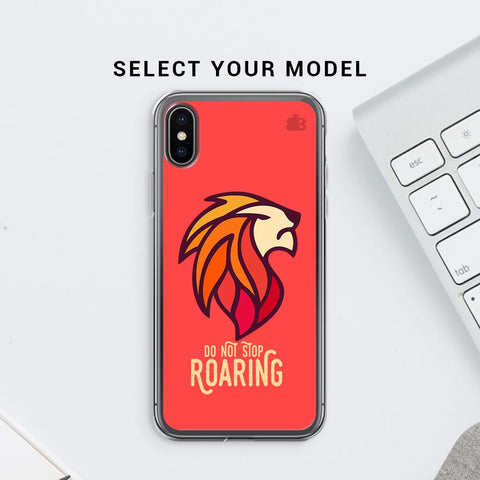 Roaring Lion Soft Phone Cover