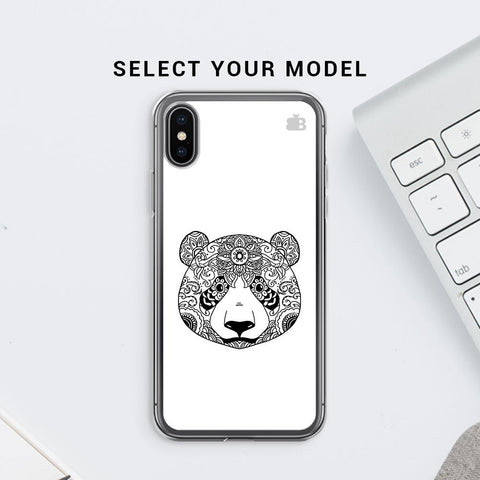 Ethnic Panda Soft Phone Cover