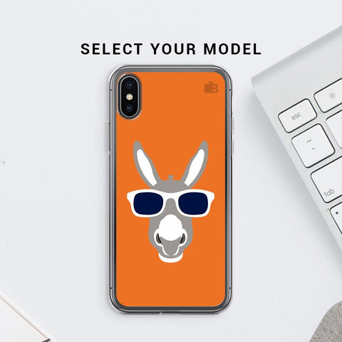 Cool Donkey Soft Phone Cover