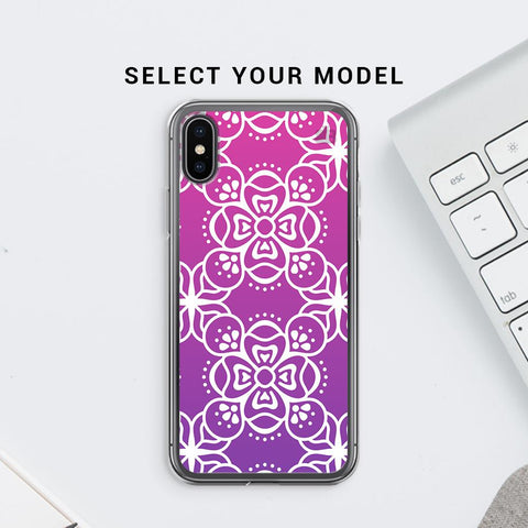 Indian Ethnic Art Soft Phone Cover