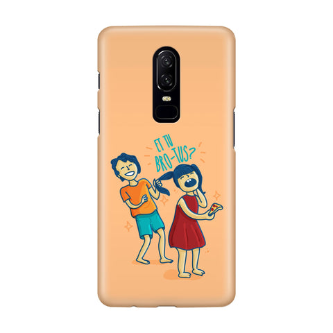Et Tu Brotus Phone Cover