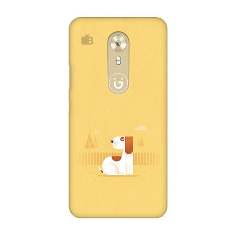 Calm Dog Gionee A1 Phone Cover