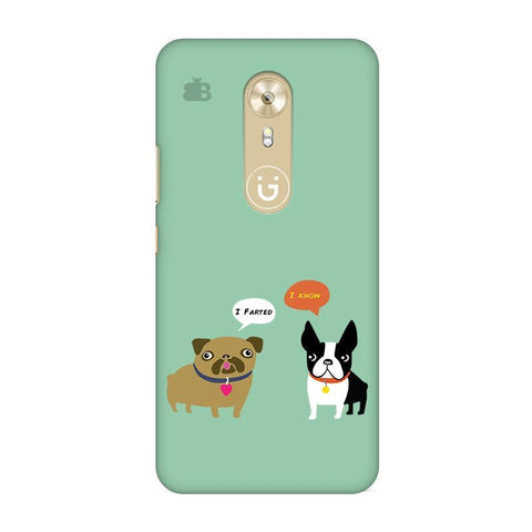 Cute Dog Buddies Gionee A1 Phone Cover