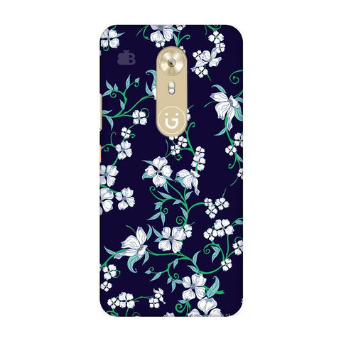 Dogwood Floral Pattern Gionee A1 Phone Cover