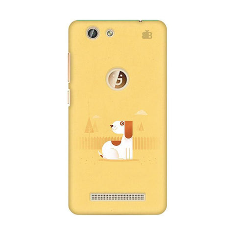 Calm Dog Gionee F103 Pro Phone Cover