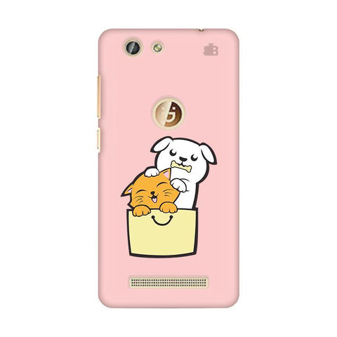 Kitty Puppy Buddies Gionee F103 Pro Phone Cover