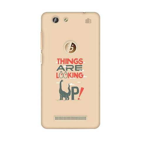 Things are looking Up Gionee F103 Pro Phone Cover