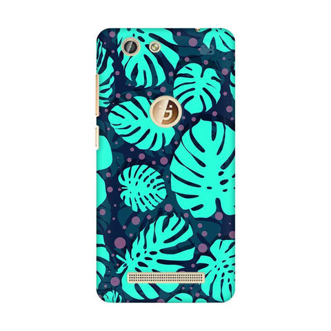 Tropical Leaves Pattern Gionee F103 Pro Phone Cover