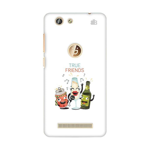 True Friends Gionee F103 Pro Phone Cover