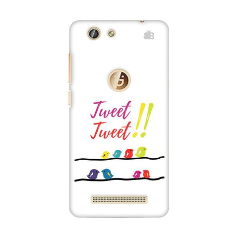 Tweet Tweet Gionee F103 Pro Phone Cover
