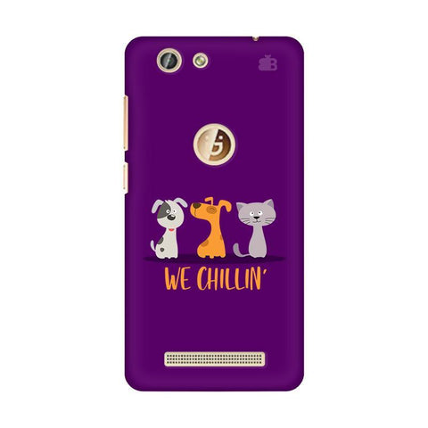 We Chillin Gionee F103 Pro Phone Cover