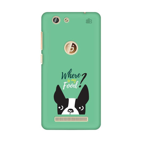Where is my Food Gionee F103 Pro Phone Cover