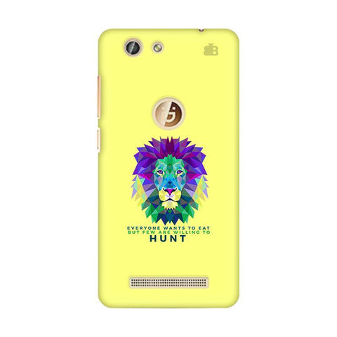 Willing to Hunt Gionee F103 Pro Phone Cover
