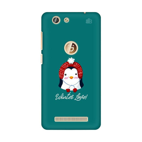 Winter Love Gionee F103 Pro Phone Cover