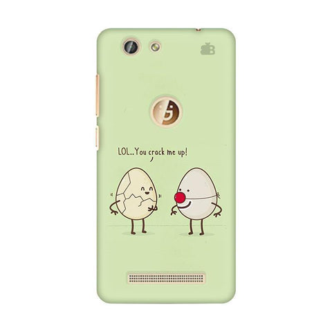 You Crack me up Gionee F103 Pro Phone Cover
