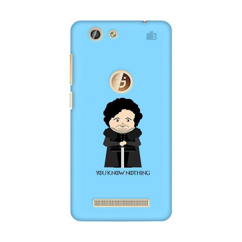 You Know Nothing Gionee F103 Pro Phone Cover