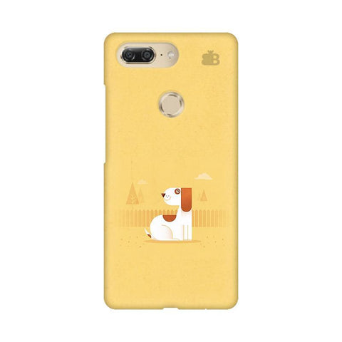 Calm Dog Gionee M7 Design Phone Cover