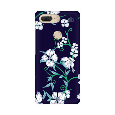 Dogwood Floral Pattern Gionee M7 Design Phone Cover