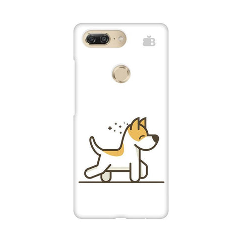 Happy Puppy Gionee M7 Design Phone Cover