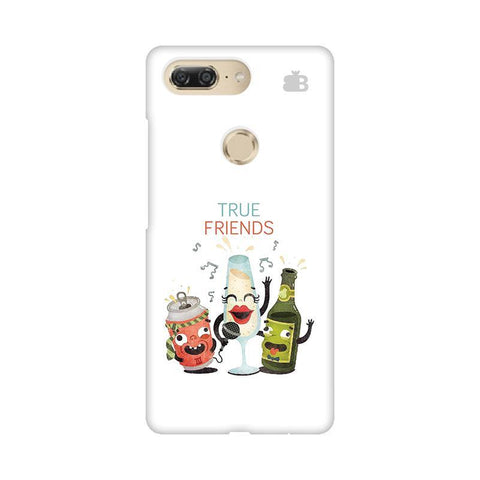 True Friends Gionee M7 Design Phone Cover
