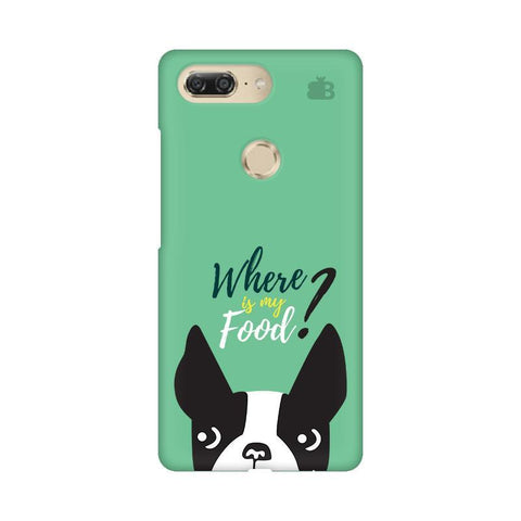 Where is my Food Gionee M7 Design Phone Cover