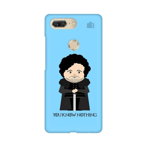 You Know Nothing Gionee M7 Design Phone Cover