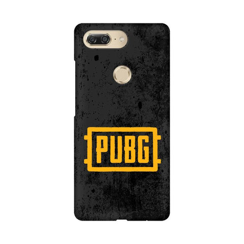 PUBG Gionee M7 Design Cover