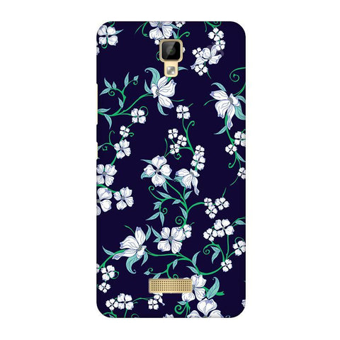 Dogwood Floral Pattern Gionee P7 Phone Cover