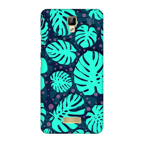 Tropical Leaves Pattern Gionee P7 Phone Cover