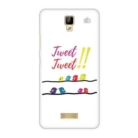 Tweet Tweet Gionee P7 Phone Cover