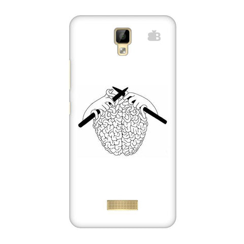 Weaving Brain Gionee P7 Phone Cover