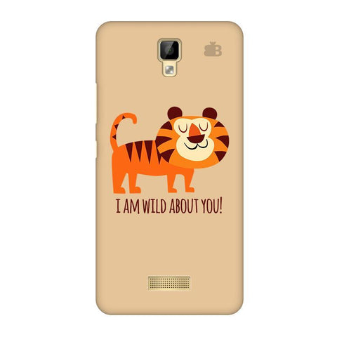 Wild About You Gionee P7 Phone Cover