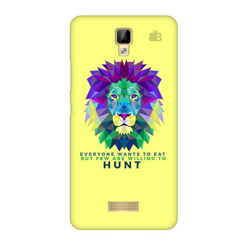 Willing to Hunt Gionee P7 Phone Cover