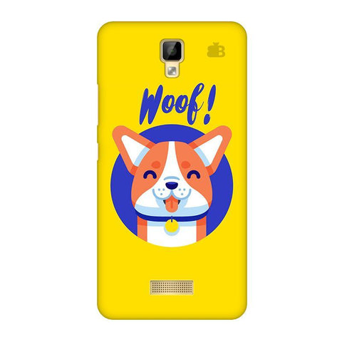 Woof Gionee P7 Phone Cover