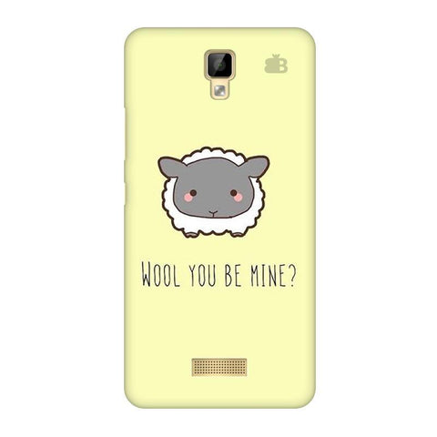 Wool Gionee P7 Phone Cover