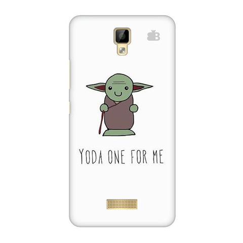 Yoda One Gionee P7 Phone Cover
