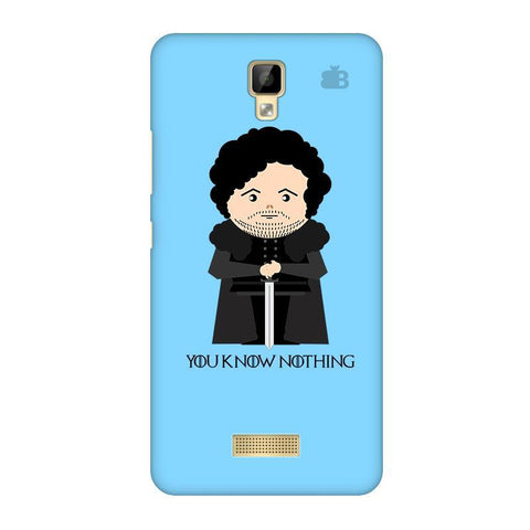 You Know Nothing Gionee P7 Phone Cover