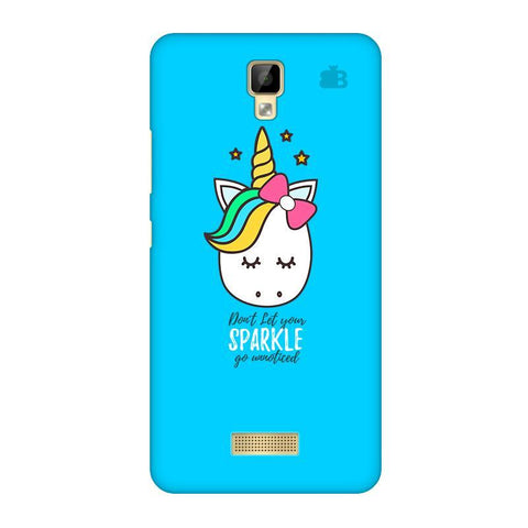 Your Sparkle Gionee P7 Phone Cover